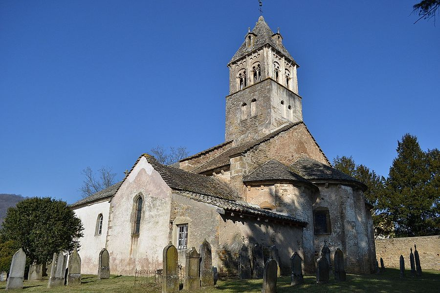 Eglise de Saint point
