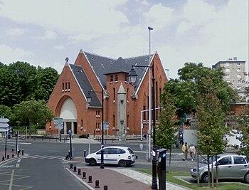 Eglise sainte louise de marillac