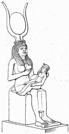 Egypt.IsisHorus.01