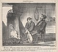 Eh! bien.... allons-nous continuer notre chasse..., from Croquis de Chasse, published in Le Charivari, October 14, 1859 MET DP876793.jpg