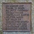Ehrenfeld Geschwister-Scholl-Stiftung (Friedhof Hamburg-Ohlsdorf).Tafel.ajb.jpg