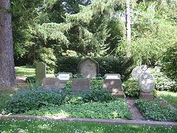 Ehrengrab Ludwig Emil Grimm (Hauptfriedhof Kassel)
