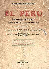 El Perú cover