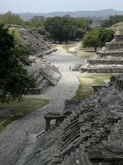 El Tajín en el estado de Veracruz