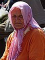 Elderly Woman in Plaza - Lviv - Ukraine (27108780191) (2).jpg
