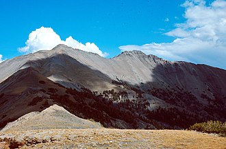 Electric Peak - Image: Electric Peak 1967