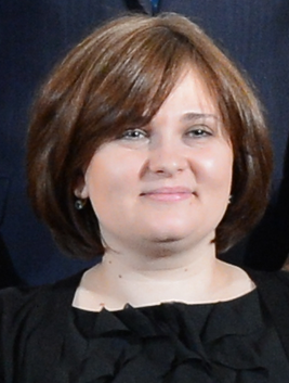 Elena Milashina of Russia 1 - 2013 International Women of Courage Award Winner.png