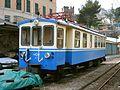 Elettromotrice A2 della Ferrovia Genova Casella.JPG