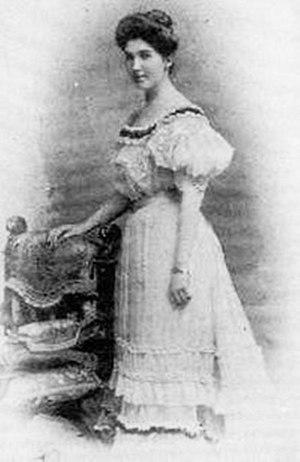 Countess Elisabeth Dobržensky de Dobrženicz - Image: Elisabeth Dobrzensky Dobrzenicz