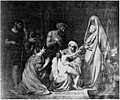 Elisha resurrecting the Son of the Shunamite Woman by François Joseph Navez Rijksdienst voor het Cultureel Erfgoed.jpg