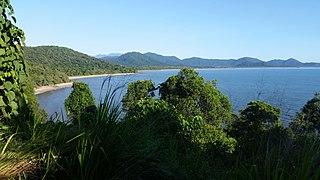 Protected area in Queensland, Australia