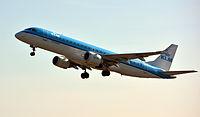 PH-EZT - E190 - KLM