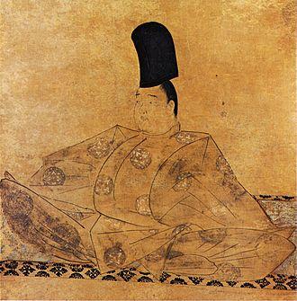 Emperor Go-Toba - Image: Emperor Go Toba