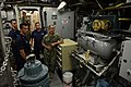 Engine room of the USCGC Oliver Berry 2017-11-20 - 171120-G-XD768-1002.jpg
