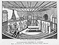 Engraving of anatomical theatre in Altdorf. Wellcome L0009966.jpg