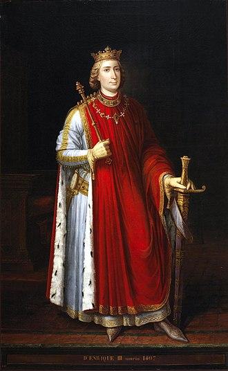 Prince of Asturias - Image: Enrique III de Castilla (Museo del Prado)