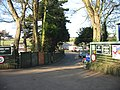 Entrance to Sutton Vale country club and caravan park - geograph.org.uk - 634877.jpg
