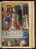 Arrestation de saint Paul, f.146