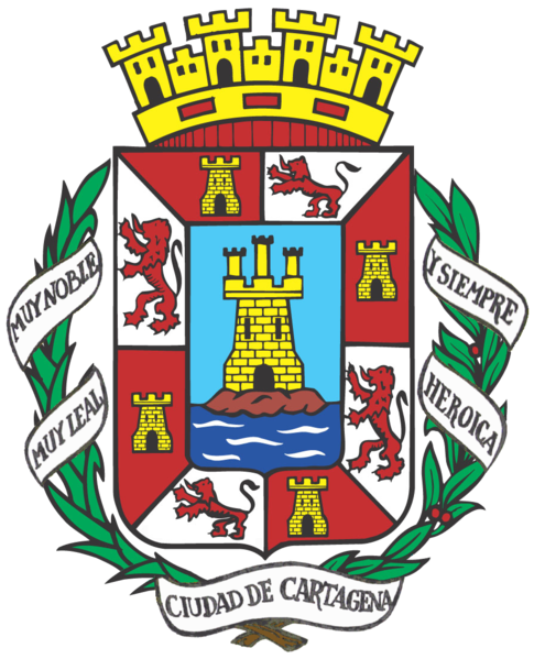 Archivo: Escudo Cartagena.png