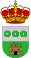 Official seal of Villamuelas