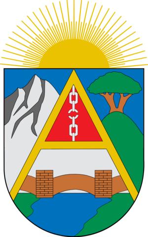 Joaquín Ascaso Budria - Image: Escudo del Consejo Regional de Defensa de Aragón
