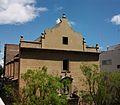 Església de santa Úrsula des de les torres de Quart.JPG