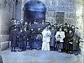 Esküvői fotó, 1948. Fortepan 104950.jpg