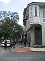 Esplanade Ave FQ Sept O9 Port of Call Self Phone.JPG