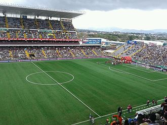 2014 FIFA U-17 Women's World Cup - Image: Estadio Ricardo Saprissa