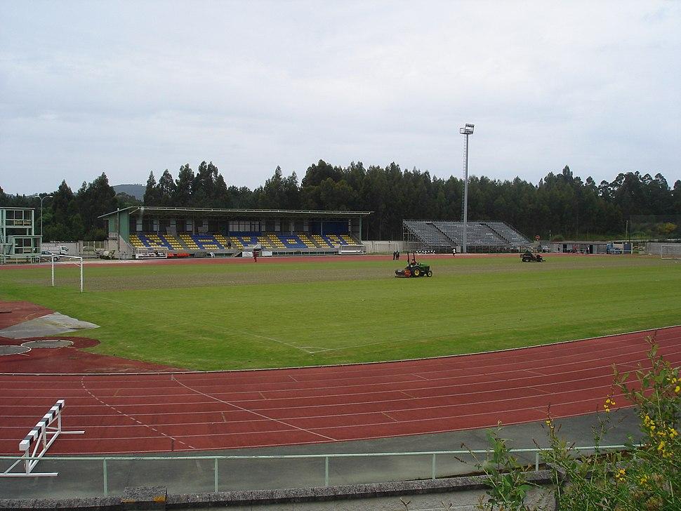 Estadio municipal de Rio Seco