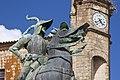Estatua ecuestre de Francisco Pizarro en Trujillo - 04.jpg
