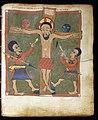 Ethiopian - Leaf from Gunda Gunde Gospels - Walters W850197R - Open Obverse.jpg