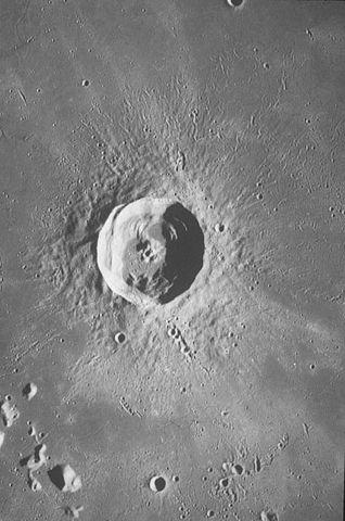 Лунный кратер Эйлер