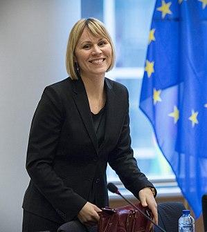 Linnéa Engström - Image: Europaparlamentarike r Linnéa Engström
