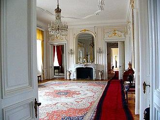 Euxinograd - The interior