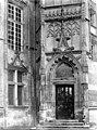 Evêché - Tourelle - Porte et fenêtre - Evreux - Médiathèque de l'architecture et du patrimoine - APMH00005268.jpg