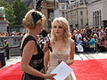 Evanna Lynch HP7P2 Premiere Interview.JPG