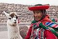 Everyone Loves a Llama, Cusco Portraits (17160148285).jpg