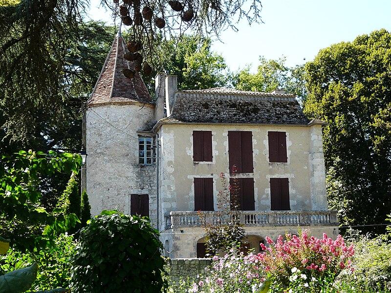 chateau de pouthet