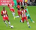 FC RB Salzburg v.Real Madrid (Testspiel, 7. August 2019) 32.jpg