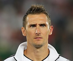 FIFA WC-qualification 2014 - Austria vs. Germany 2012-09-11 - Miroslav Klose 01.JPG