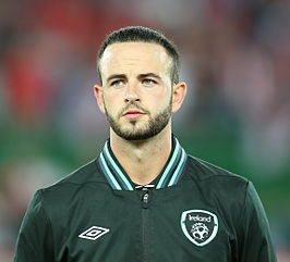 FIFA WC-qualification 2014 - Austria vs Ireland 2013-09-10 - Marc Wilson 01.JPG
