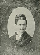 FRANCES M. MILNE A woman of the century (page 518 crop).jpg
