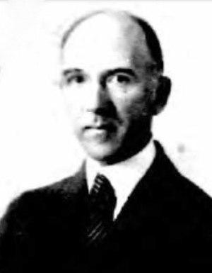 Frederic Stanley Dunn - Image: FS Dunn 1918