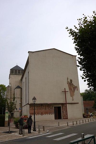 Église Saint-Lazare,  (Inscrit, 2002)