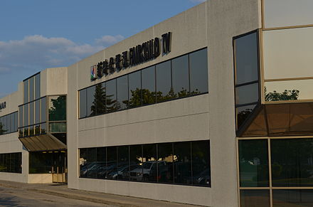 Fairchild TV Studio in Richmond Hill - Fairchild TV