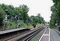 Falconwood Station, looking east - geograph.org.uk - 986569.jpg