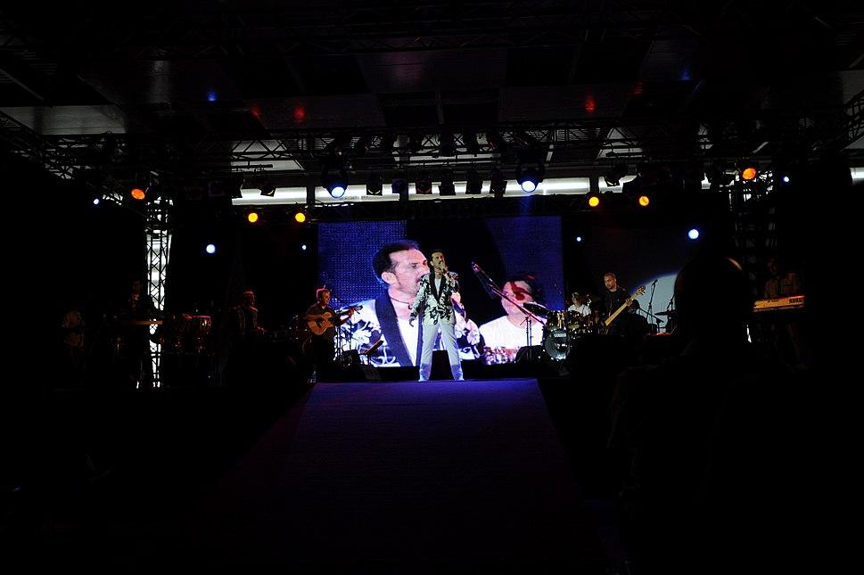 Farhad Darya's Peace Concert in 2010