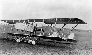 Farman MF.11 reconnaissance and light bomber aircraft