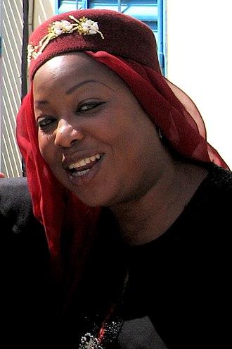 Fatma Samoura - in 2008